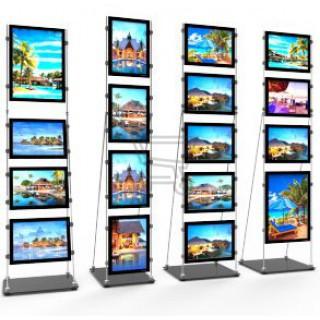 Complete VitrineMedia Display Stands